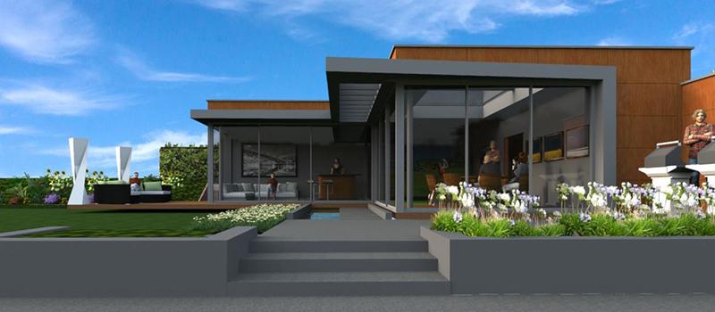 New Garden Room Design - Malahide, Co Dublin